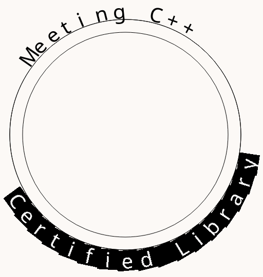 Drawing circular text in Qt